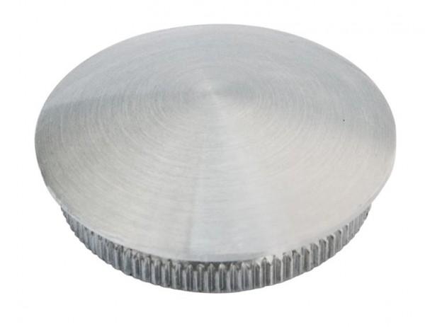 Endkappen - V2 A massiv, für Rohr 48,3/2mm,