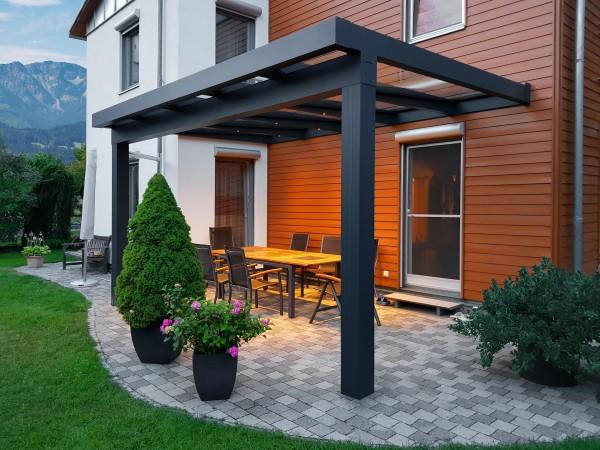 Terrassenüberdachung Modell Rhein